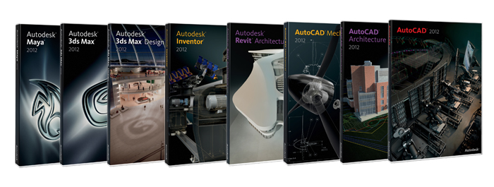 Software originale Autodesk in versione student.